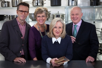 Hanging out with Prue, Matthew and Oliver on GBM