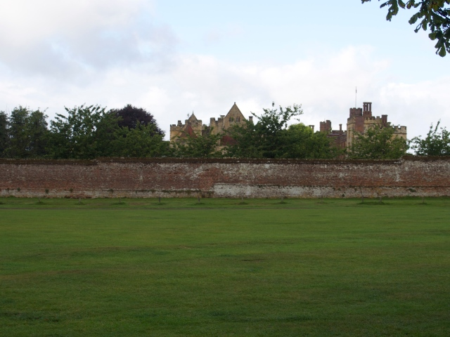 Penshurst Place - perfect for a visit after you've shopped the market....