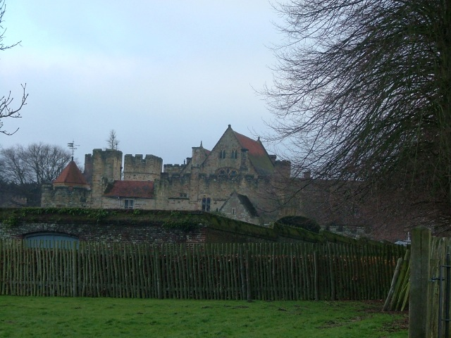 Penshurst Place - a perfect setting for our market