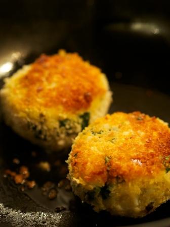 Fishcakes...