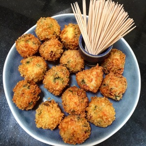 And use the leftovers for arancini - perfect with a glass of Kent fizz